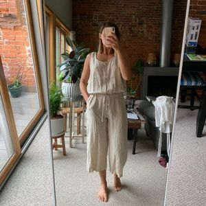 Cloth and stone jumpsuit sz small